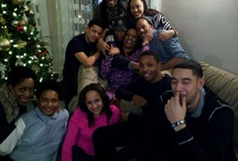My awesome family