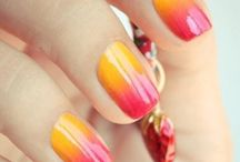 Nail Art - Nail Designs / by Hairstyles Weekly