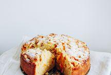 Abrikoos taart