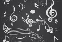 Music chalk