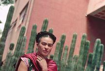 Idol: Frida Kahlo