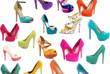 Give a girl the right shoes & she can conquer the world!