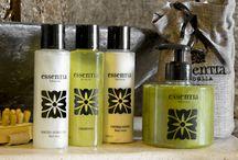 Travel Kit / Natural Olive Oil and Grapes Travel Kit
