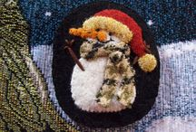 karácsonyi brossok