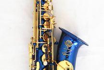Sensational Saxophones <3