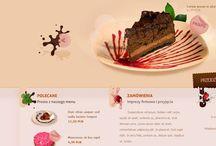 Pâtisserie Website Inspiration