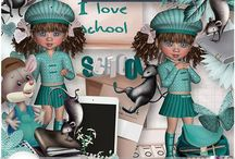 I love school by Pat's Scrap / http://scrapfromfrance.fr/shop/index.php?main_page=index&manufacturers_id=77 http://www.digiscrapbooking.ch/shop/index.php?main_page=index&manufacturers_id=152 https://www.mymemories.com/store/designers/Pat's_Scrap