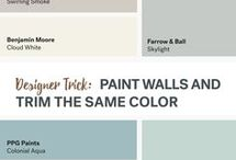 walls paint colors