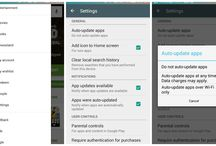 How to Stop Apps Auto Updates in Android