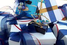 Στολισμός βάπτισης με θέμα την θάλασσα,Απόστολος Παύλος Αχαρνές