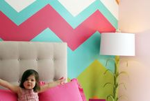 }i{ For the Girls' Room }i{ / Design ideas for my girls' bedroom. / by Alyssa Carter