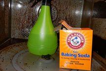 Backing  soda / Oven reinigen