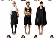 Project 333 & Capsule wardrobes / Inspiration for Project 333