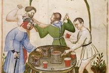 Vie quotidienne au Moyen Âge