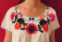 blusas de manos artesanas