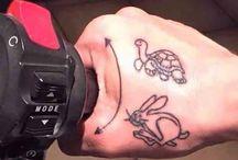 Tatouages impressionnants