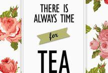 party | tea time