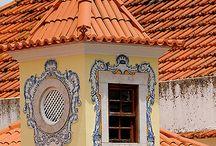 Portuguese Roof Tile