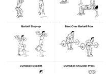 Workouts/lifting / by Rivannah Chatman