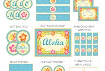 Free printables / Party