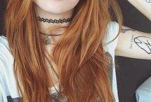 saç renk ve modeller