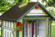 * Little Library *