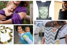 Family: Babywearing / by Lora Lacey