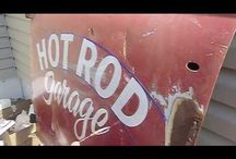 Lettering Hot Rods