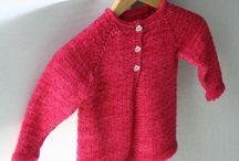 tricots bébé