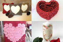 Valentine's Day / by Allegorical Arts by Jennifer K. Mulcahy