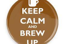 Keep Calm Buttons / Funny Buttons - Custom Buttons - Promotional Badges - Keep Calm Pins - Wacky Buttons