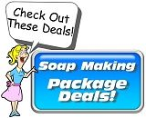 Soap Making Package Deals