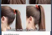 Beautiful hair colors