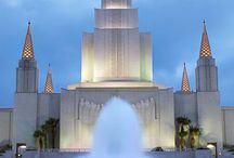LDS Temple's Around The Globe❤️
