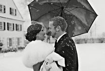Winter Weddings / Inspiration for winter weddings. To see more ideas for winter weddings check out http://wedding-blog.gigmasters.com/tag/winter-wedding/