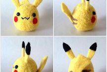 creating pokemon
