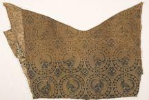 textiles ~9-12th century