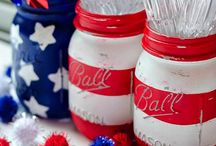 HOLIDAYS- RED, WHITE, BLUE