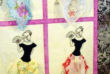 Vintage Hankie Quilts