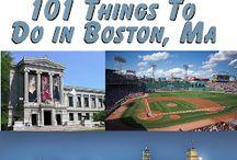 Matkailu / Boston