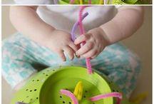 Csecsemő játékok