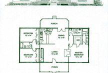 plantas / casas