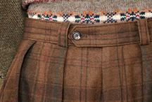 Tweed and Fair Isle