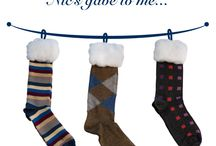 Nic's 12 Days of Christmas / During the 12 Days of Christmas, Santa Nic is delivering some great items fit for the Southern Gentleman. A wide array of great gift items include Southern Tide boxers, a Bertucci watch, patterned socks, Polo and Columbia sport shirts, and more.
