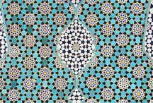 Patterns, mosaics