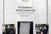 News from SanDeco / All about SanDeco!