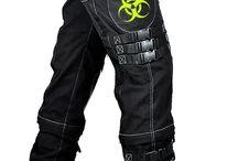 Biohazard Clothing & Accessories
