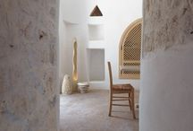 traditional spaces