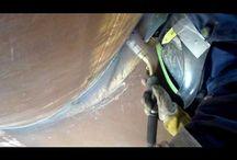 welding offshore