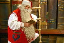 Santa Claus in Lapland / Santa Claus is living in Rovaniemi in Lapland in Finland. Discover Santa alias Father Christmas alias Joulupukki and his Santa Claus Village and home region